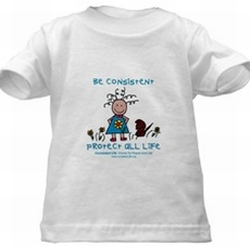 Be Consistent Infant/Toddler T-shirt